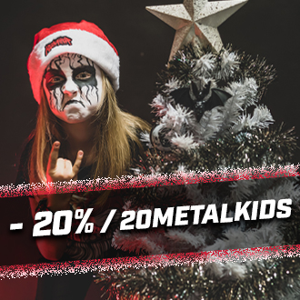 20% off on metal products for kids!