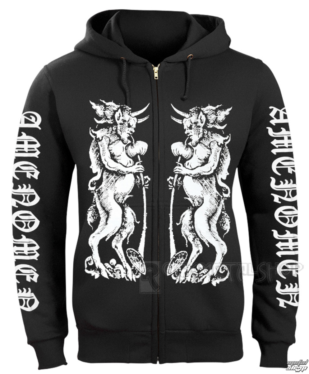 hoodie men's - 2 BAD - AMENOMEN