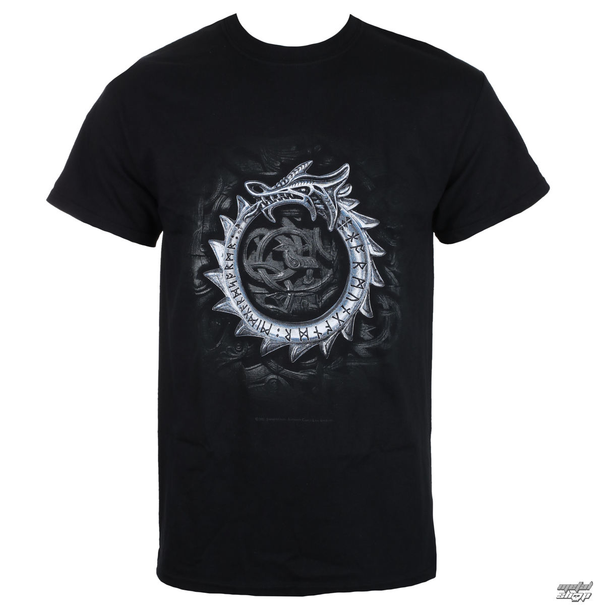 t-shirt men's - Jormungand - ALCHEMY GOTHIC
