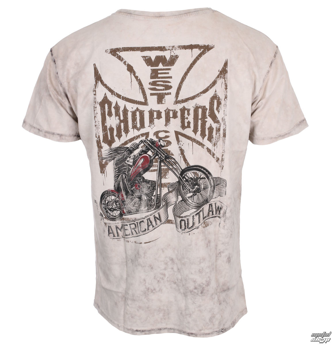 WEST COAST CHOPPERS T-Shirt Chopper Dog T-Shirts