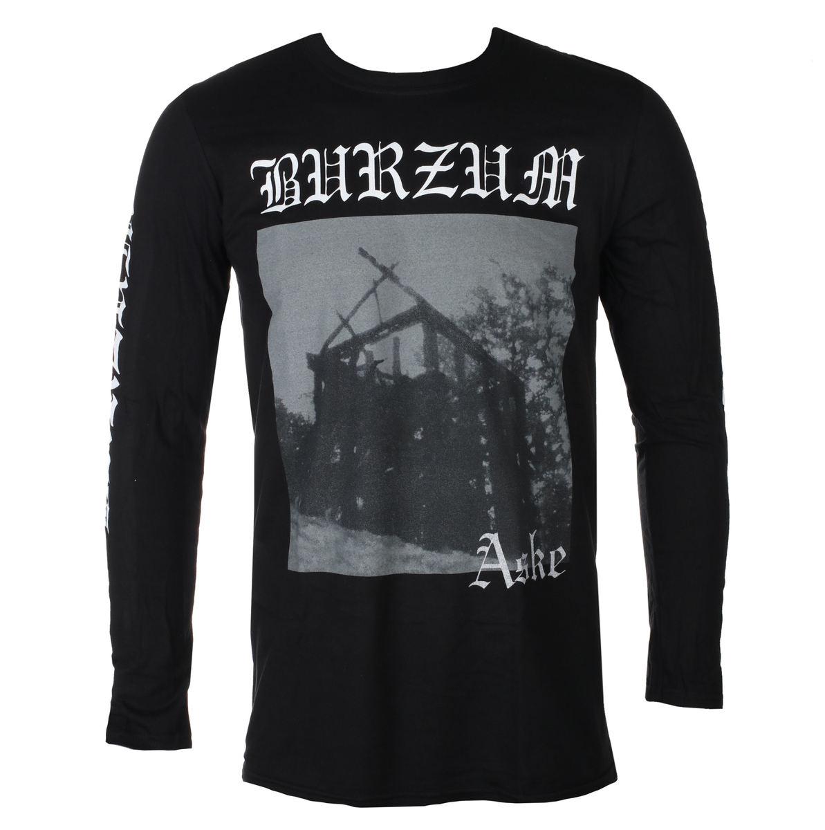 t-shirt metal men's Burzum - ASKE - PLASTIC HEAD ...
