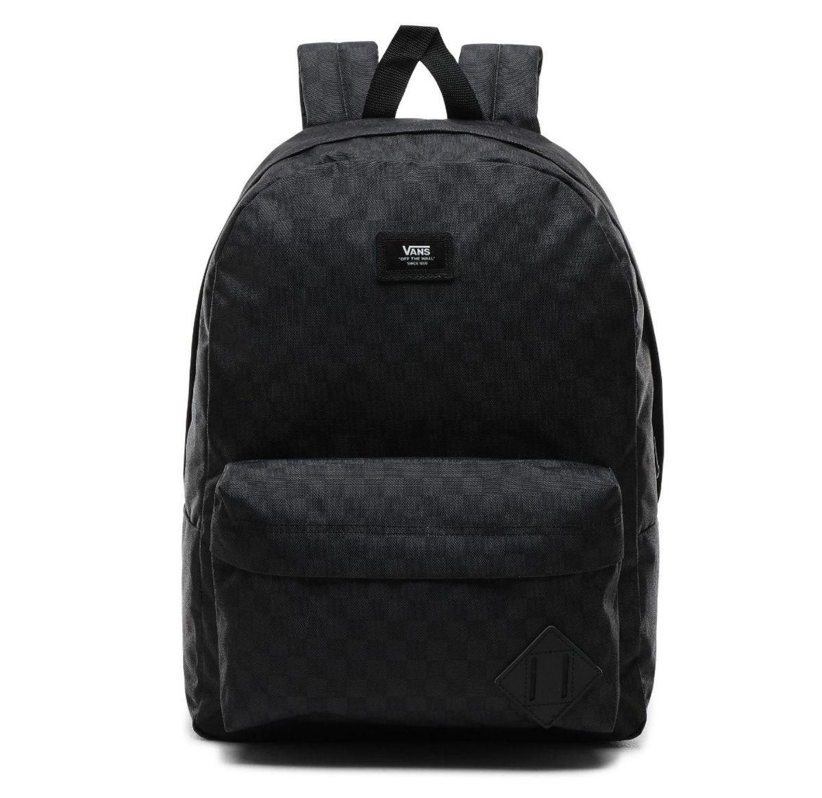 Backpack VANS OLD SKOOL III Black Charco