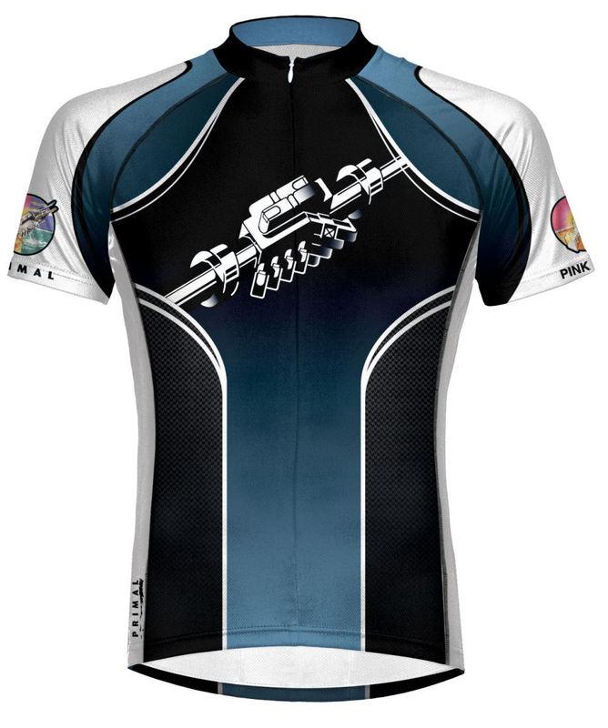 jersey cycling PRIMAL WEAR - Pink Floyd