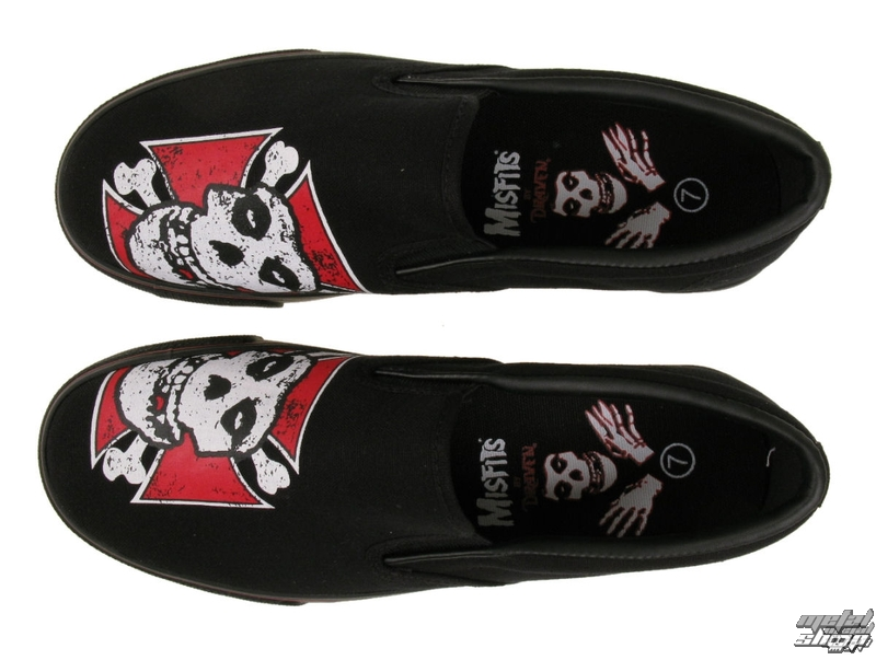 low sneakers women's Misfits - MISFITS Rider - DRAVEN - 029