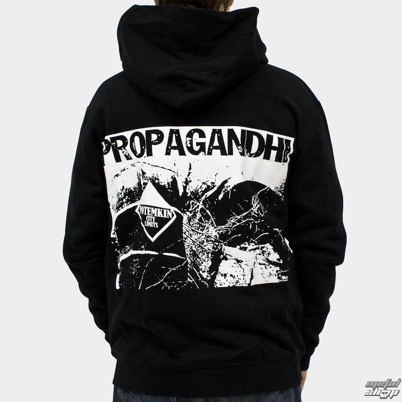 DETAIL IMAGE | Propagandhi - Failed States Hoodie