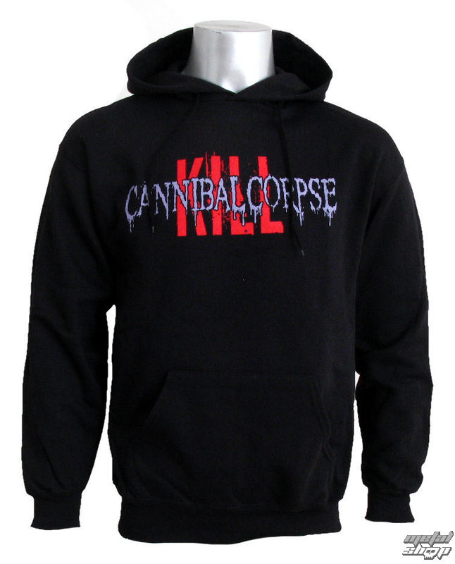 Cannibal Corpse /'Dripping Logo/' Pull Over Hoodie NEW /& OFFICIAL!