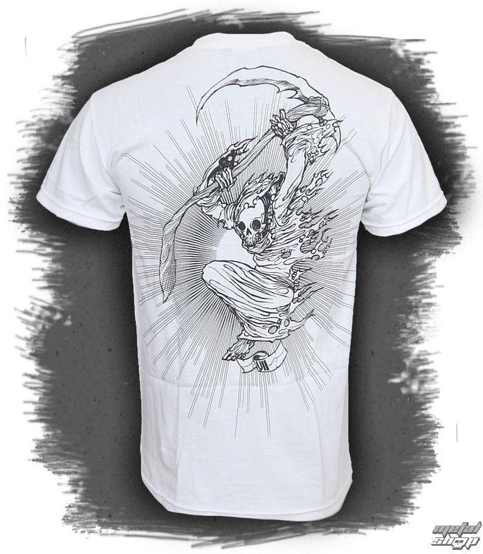 Avenged Sevenfold T Shirt Land of Cain Band Logo Nouveau Officiel Homme