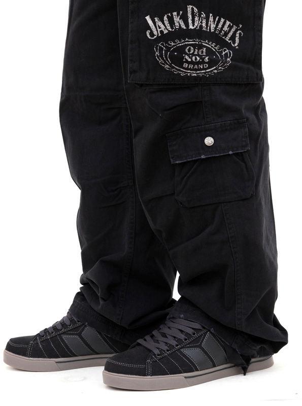 Jack Daniel's Women's Black Zip Front Hoodie | 632-304 | J&P Cycles