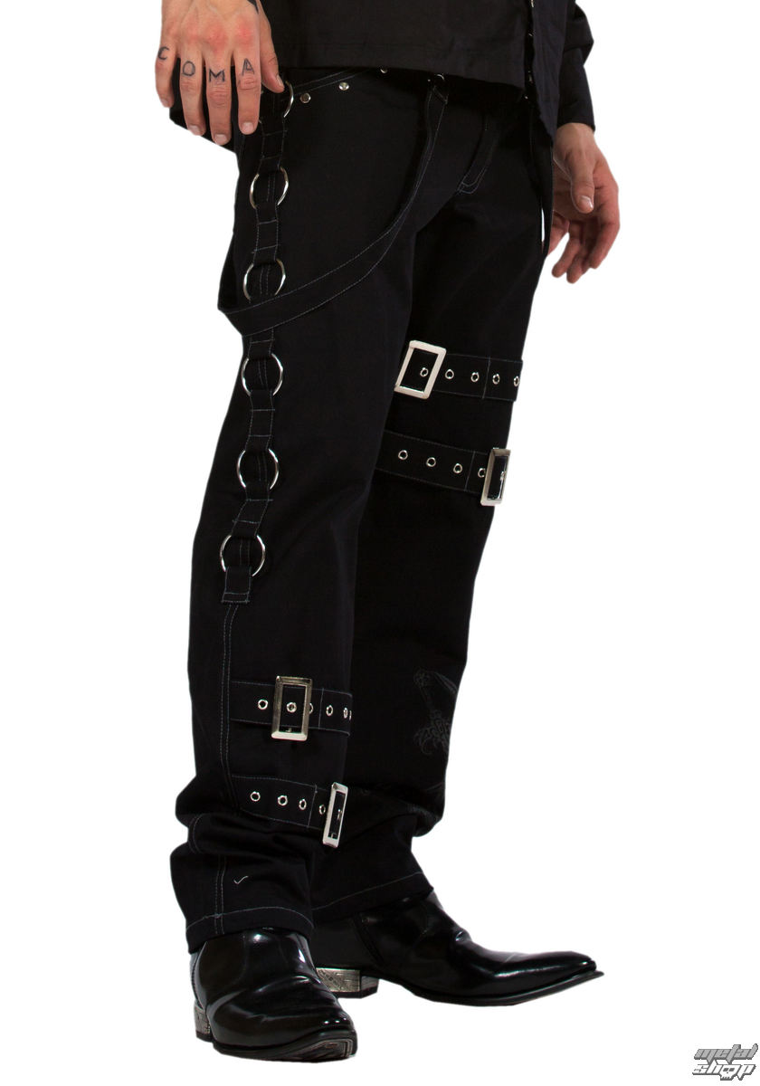 the gallery for gt cyber goth clothing men