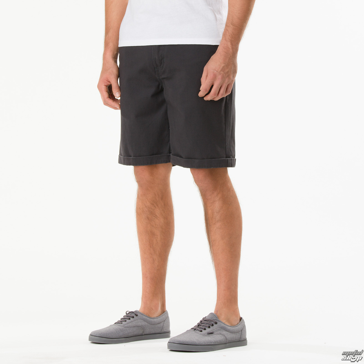vans with shorts