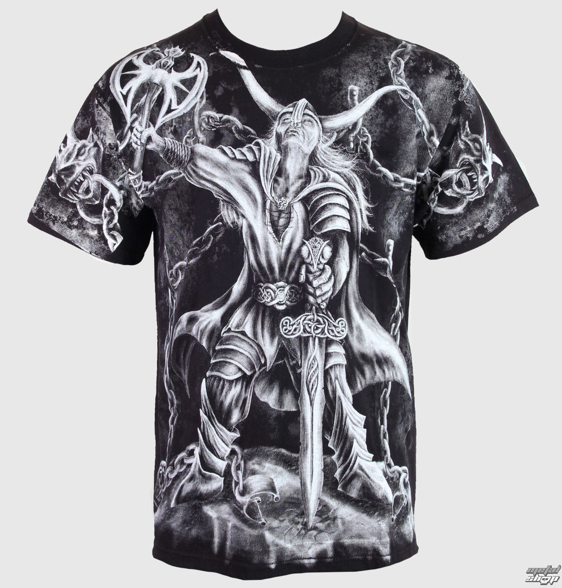 t-shirt men's - Viking´s Gods - ALISTAR