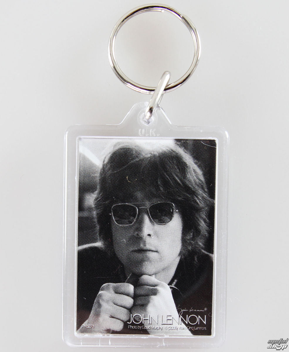 key ring (pendant) John Lennon - Legend - PYRAMID POSTERS