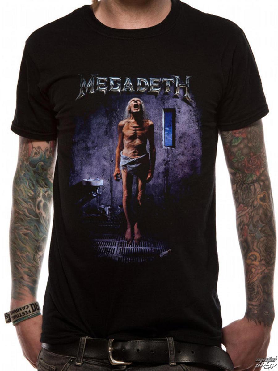 5cb140819 t-shirt metal men's Megadeth - COUNTDOWN TO EXTINCTION - PLASTIC HEAD -  RTMGD023 - metal-shop.eu