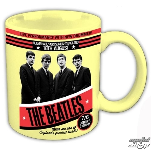 cup The Beatles - Port Sunlight - ROCK OFF