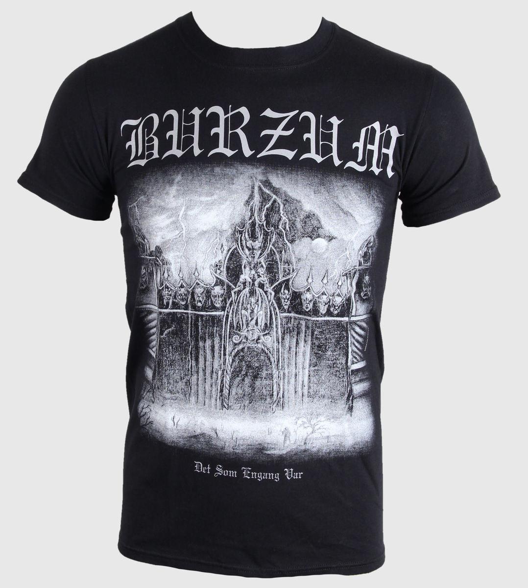 t-shirt metal men's children's Burzum - Det Som Engang Var ...