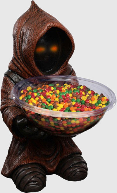 figurine (bowl to candy) Star Wars - Candy Bowl Holder Jawa