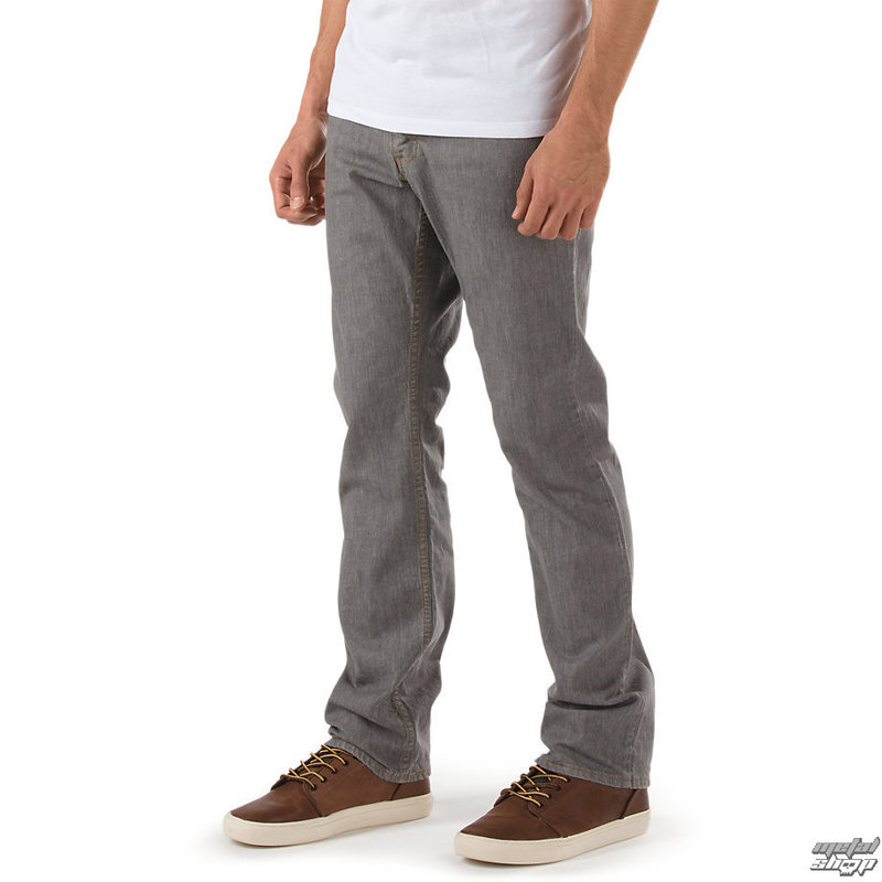 a86623b576 pants men -jeans- VANS - V56 Standard - Gunmetal GREY - VNSWEZU -  metal-shop.eu