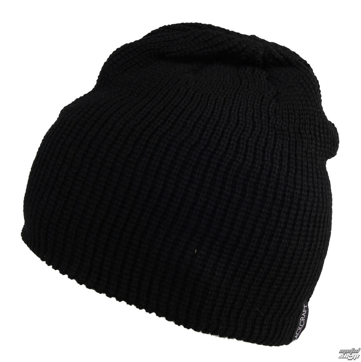 beanie BLACK CRAFT - Knit Beanie - BN002KT - metal-shop.eu 3b05fecfb64