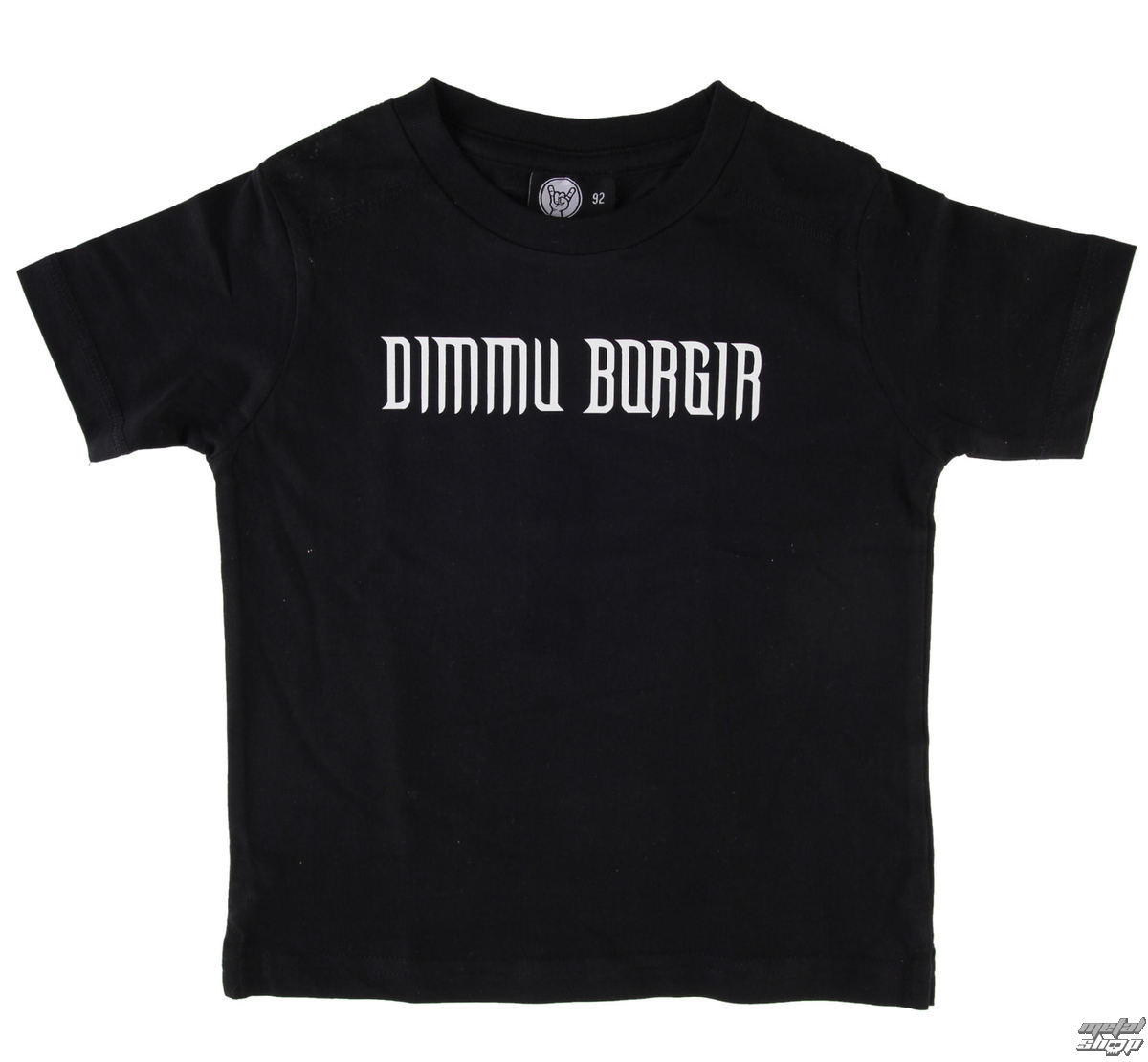t-shirt metal children's Dimmu Borgir - Logo - Metal-Kids