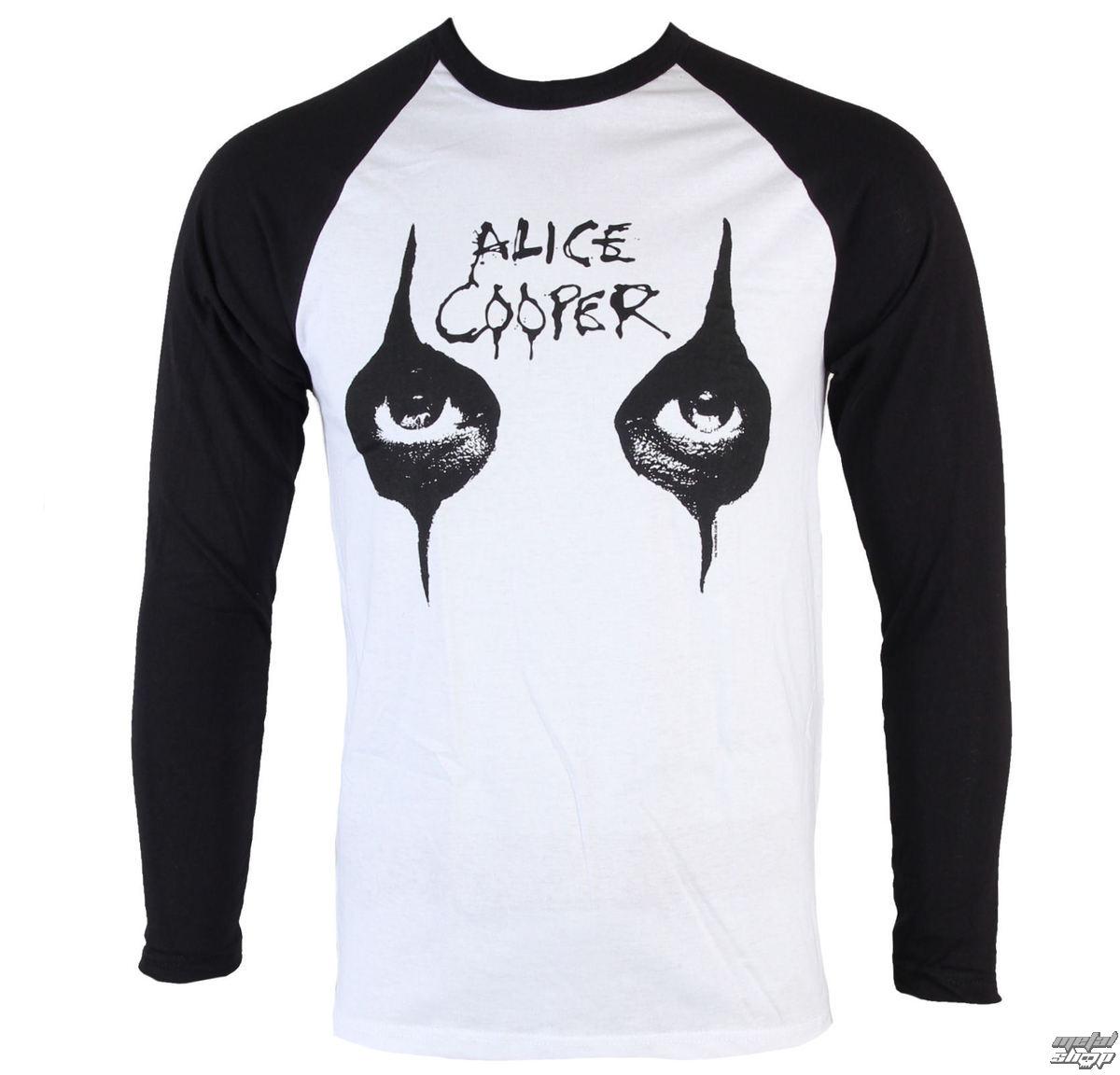 tshirt metal mens alice cooper eyes rock off