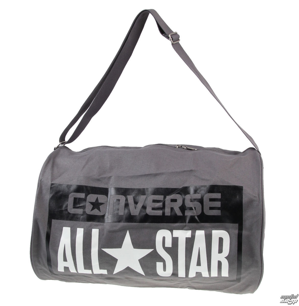 bag CONVERSE - Legacy Barrel - GREY - 10422C-010 - metal-shop.eu 973a73c2e0