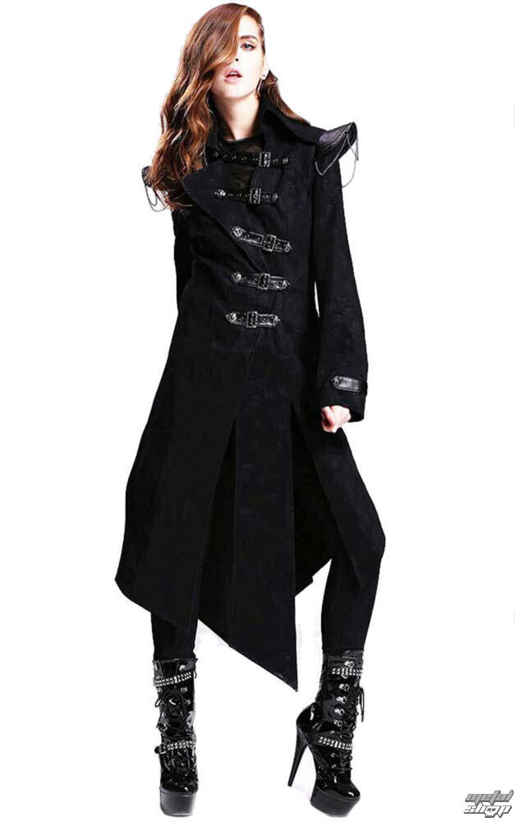 main image source coat women s devil fashion gothic shadow dvct014 metal shop eu