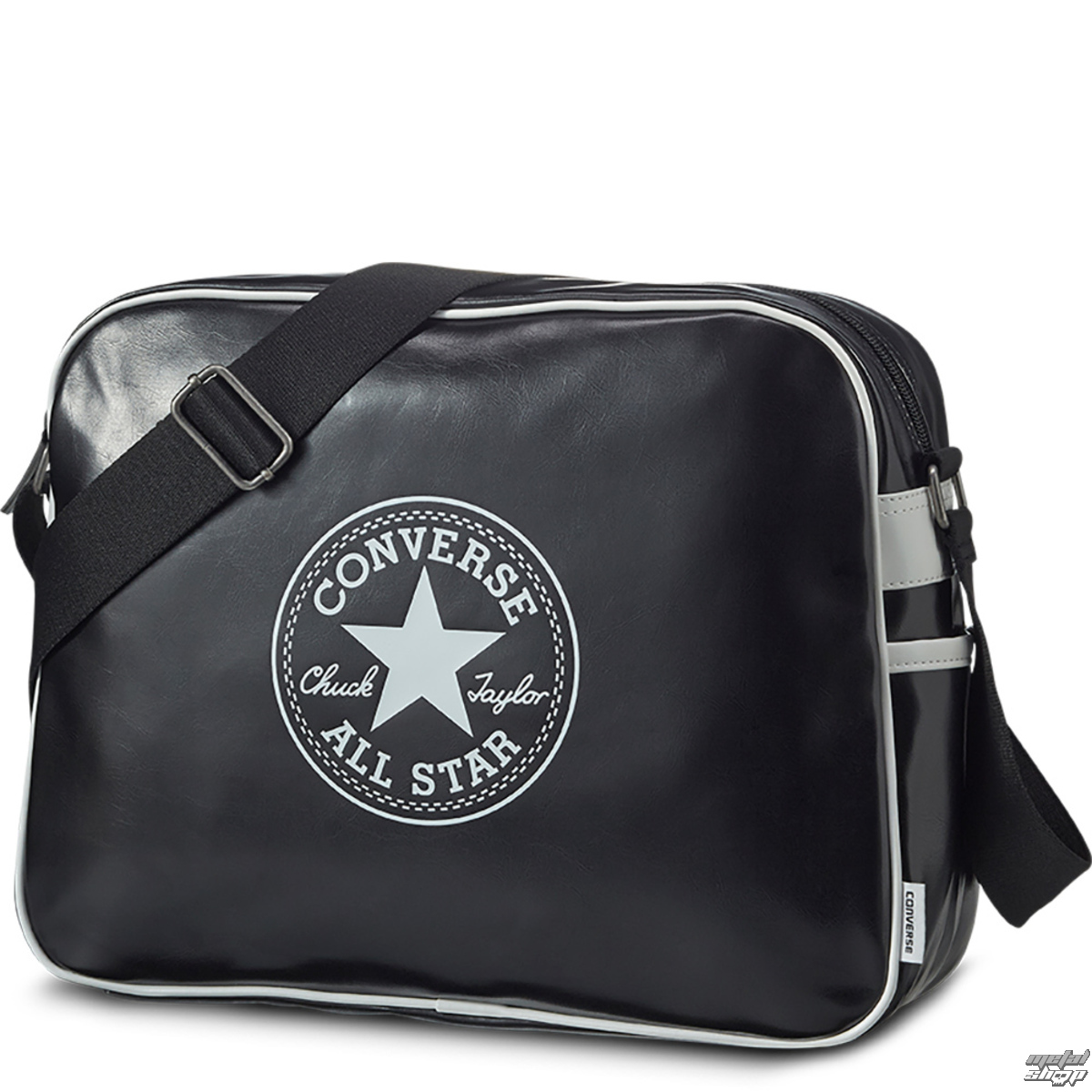 Small shoulder bag CONVERSE - 10002656-001 - metal-shop.eu 08ab0f9e1d