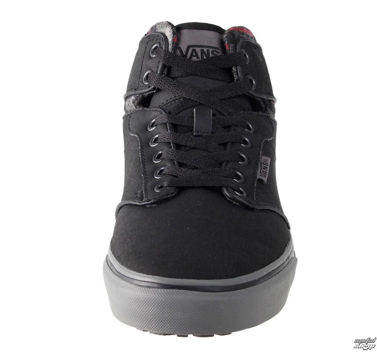 bc56fa7ebaae72 boots shoes VANS - Atwood HI MTE - Flannel - VA2SSDK86 - metal-shop.eu