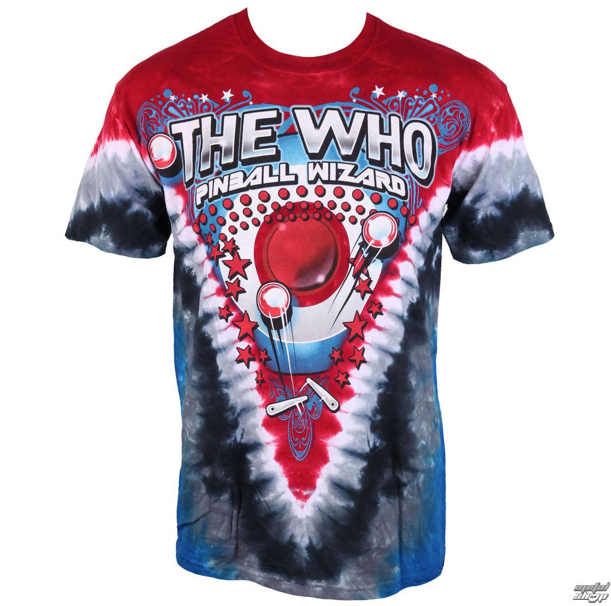 T Shirt Metal Men 39 S Who Bally Table King Tie Dye