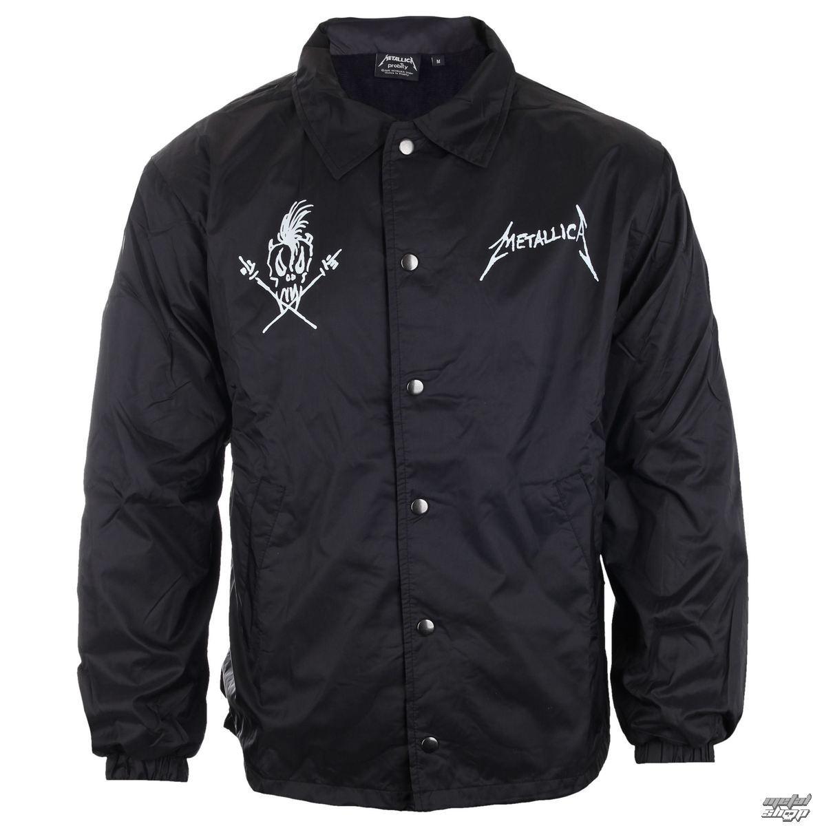 a6d307591e4 jacket men spring fall Metallica - Scary Guy - Black- ATMOSPHERE - PRO050 -  metal-shop.eu