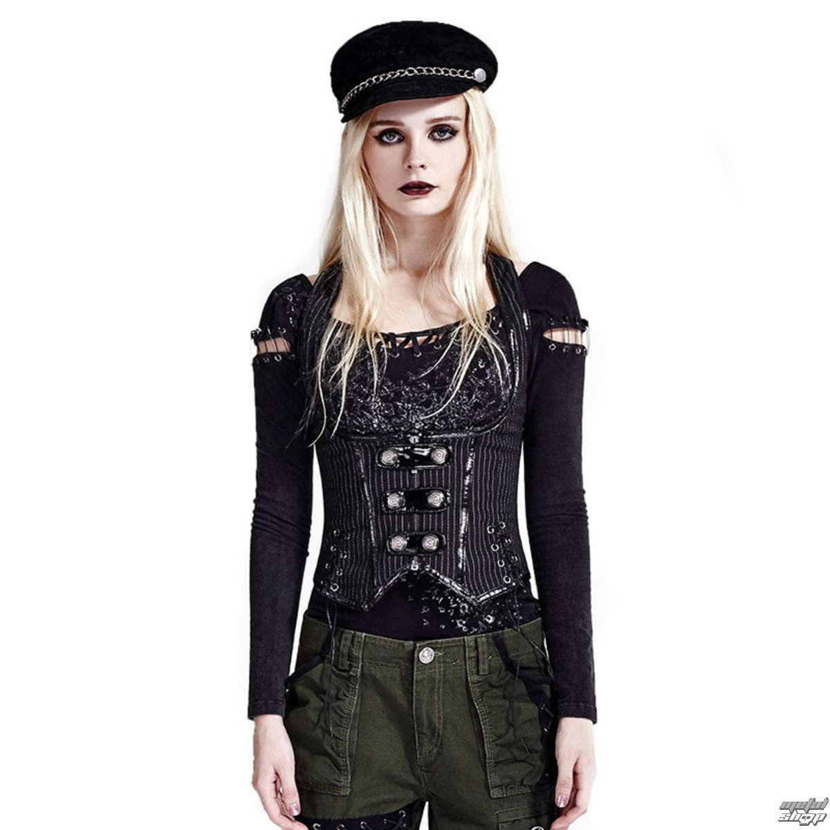 Steampunk Threads - Fashions From The Time That Never Was Punk fashion for ladies