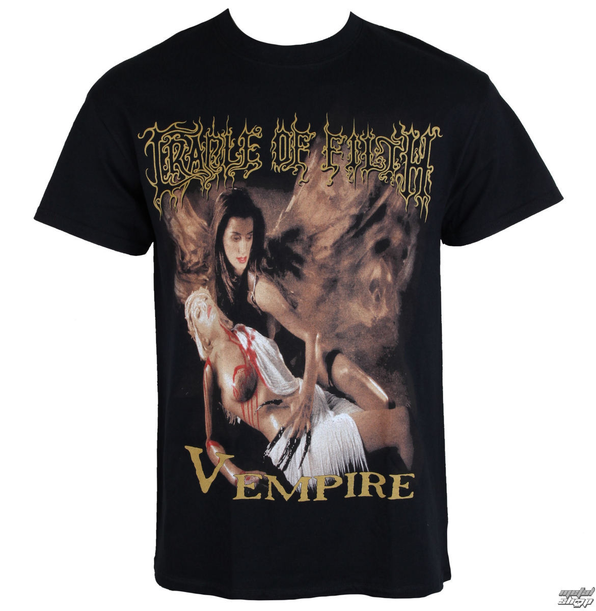 t shirt metal men 39 s cradle of filth v empire razamataz. Black Bedroom Furniture Sets. Home Design Ideas