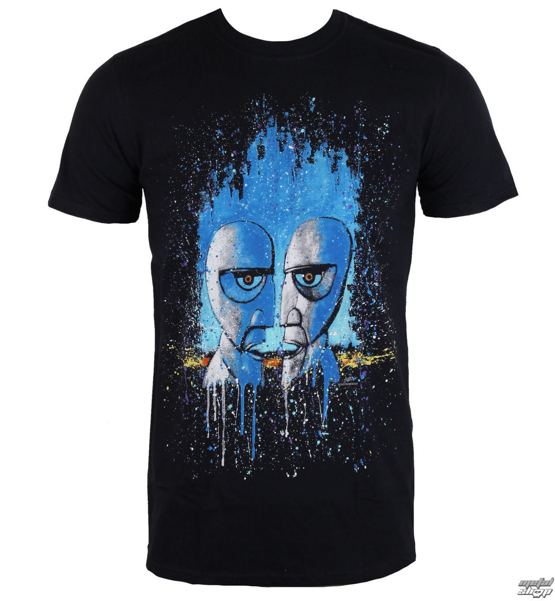 NEW /& OFFICIAL! Pink Floyd /'Division Bell Drip/' T-Shirt