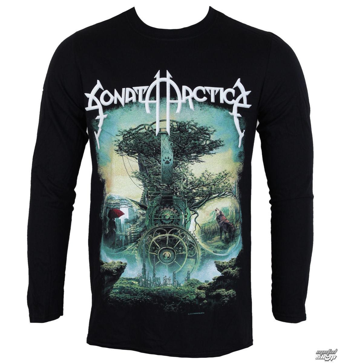 Kleidung & Accessoires Sonata Arctica The Ninth Hour T-shirt