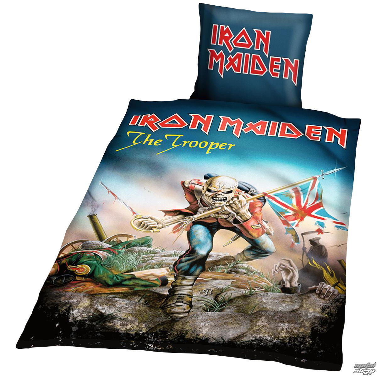 Bedding Iron Maiden Blim1 Metal Shop Eu