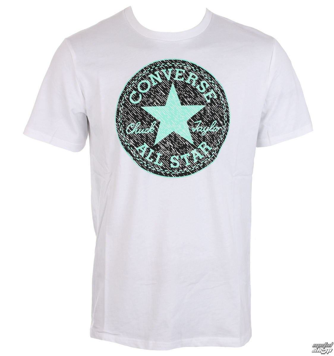 tričko pánské CONVERSE - CP Knit - 10003908-A01 - metal-shop.eu 5a4e16f8152