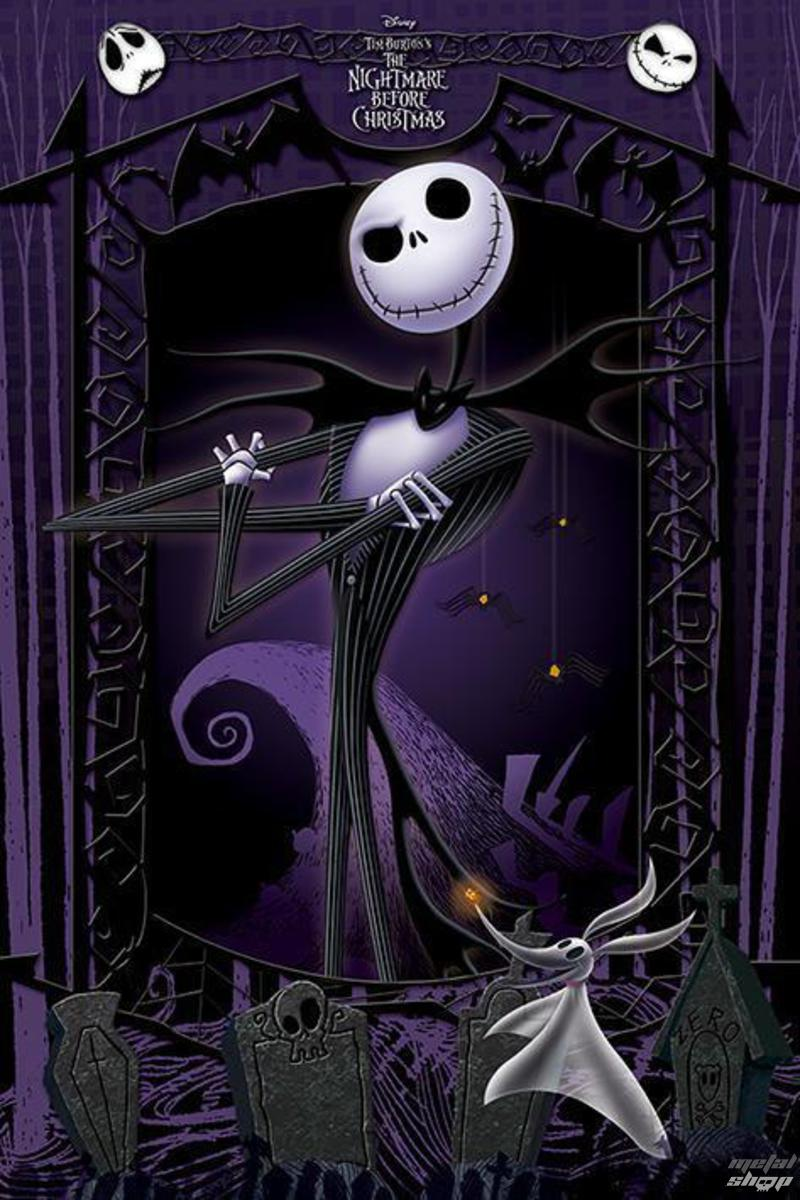 poster Nightmare Before Christmas - PYRAMID POSTERS