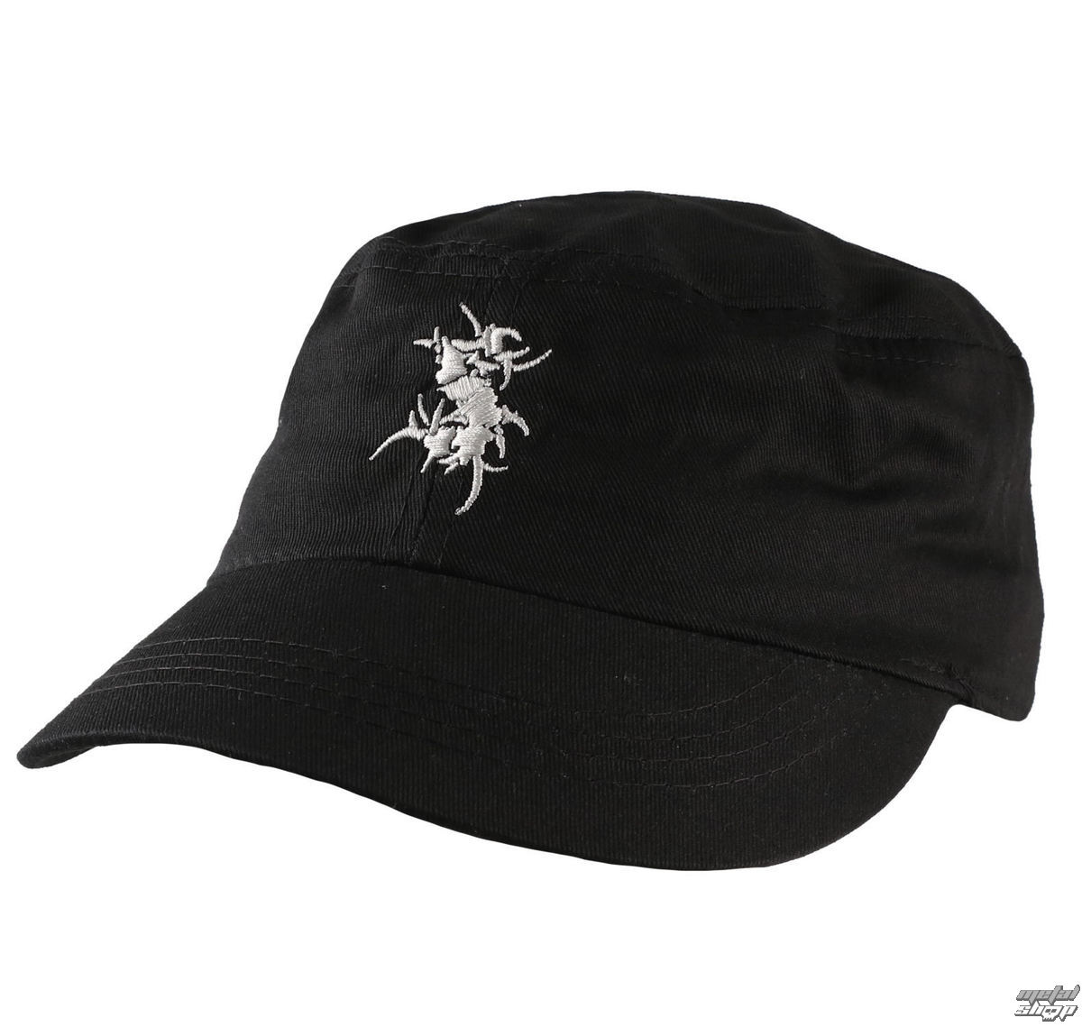 EXHUMED black cap hat NEW embroidered logo death metal
