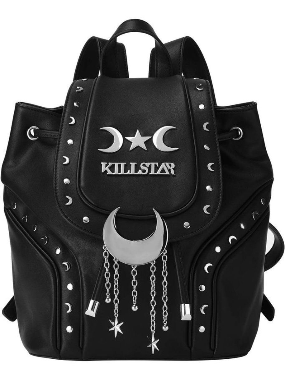 924010d43 Backpack KILLSTAR - Andromeda - BLACK - KSRA000415 - metal-shop.eu