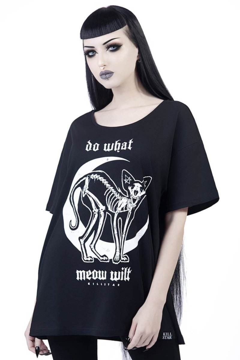 t-shirt women's - C'mon Meow - KILLSTAR
