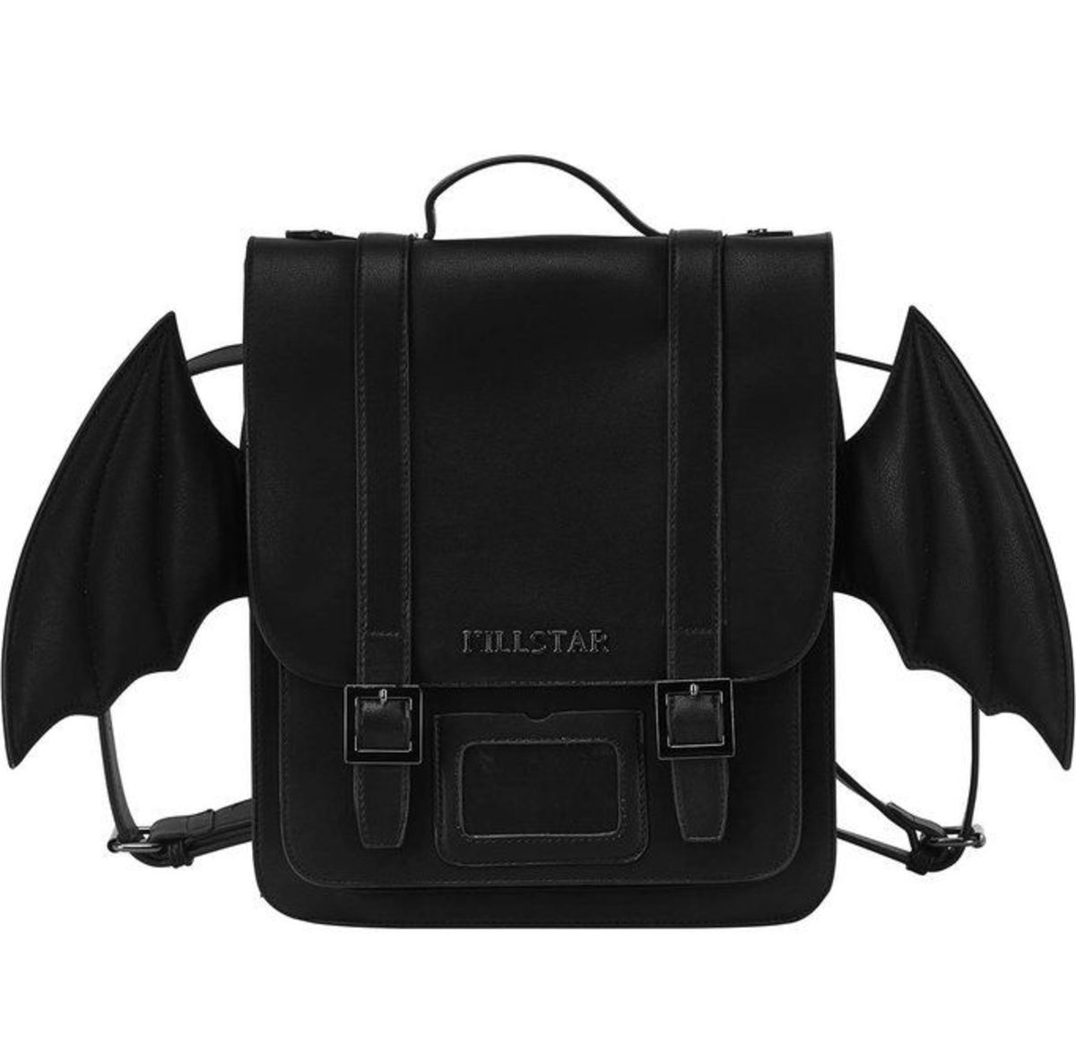 08f194063 Backpack (Bag) KILLSTAR - DRAVEN - BLACK - KSRA000124 - metal-shop.eu