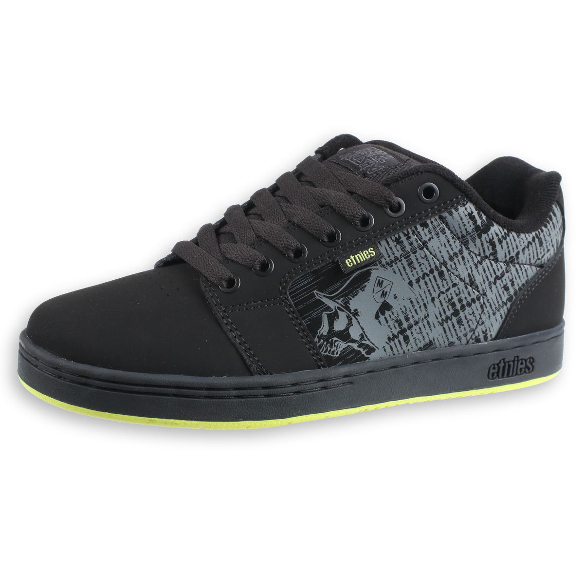 low sneakers unisex - METAL MULISHA