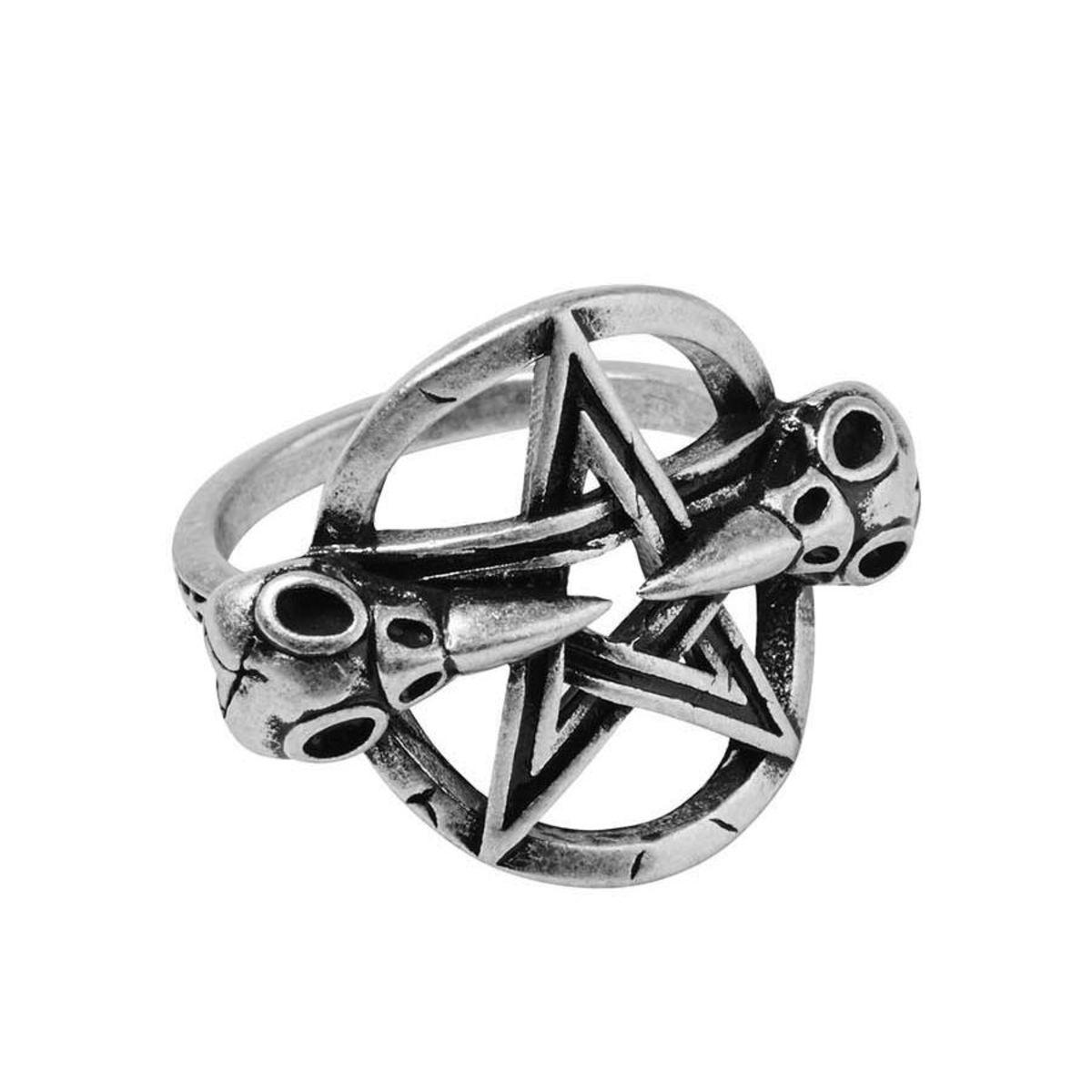 Ring KILLSTAR - Prey - SILVER