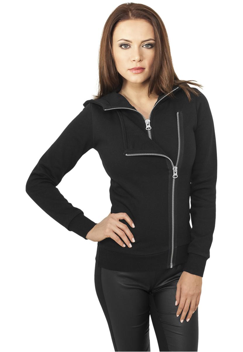 b4d713b297 Women s hoodie URBAN CLASSICS - Biker - TB941 - metal-shop.eu