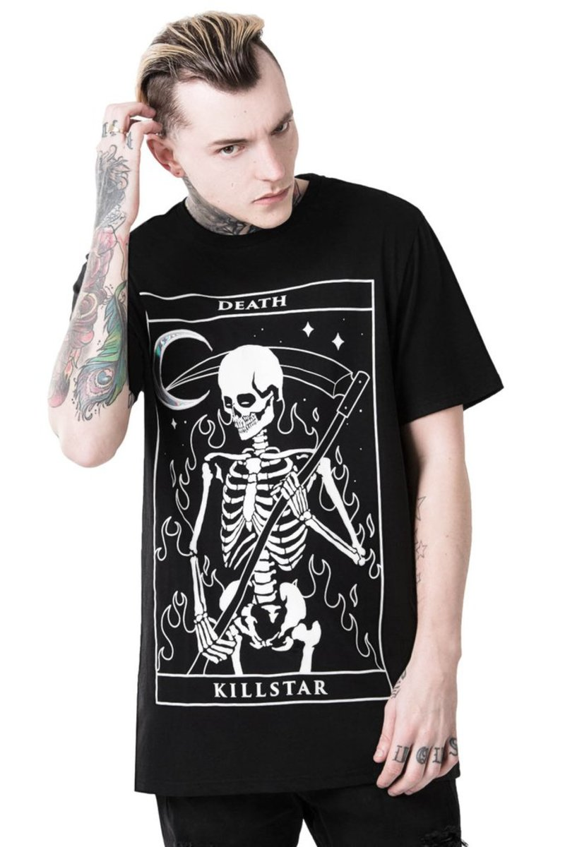 t-shirt men's - THIRTEEN - KILLSTAR