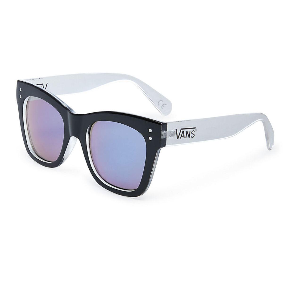 bd2c14715345 Sunglasses VANS - WM SUNNY DAZY - Black / Clear - VA3AJ3BCQ - metal ...