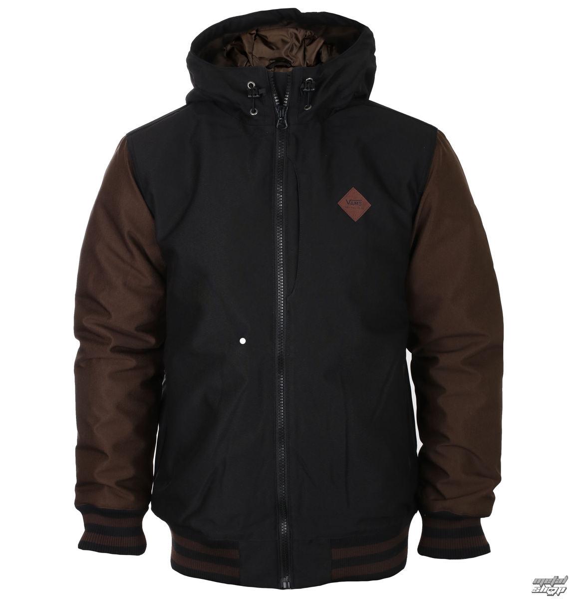 6f22faa576 bunda pánská zimní VANS - RUTHERFORD - MTE BLACK DEMITA - VA36JYO5X -  metal-shop.eu