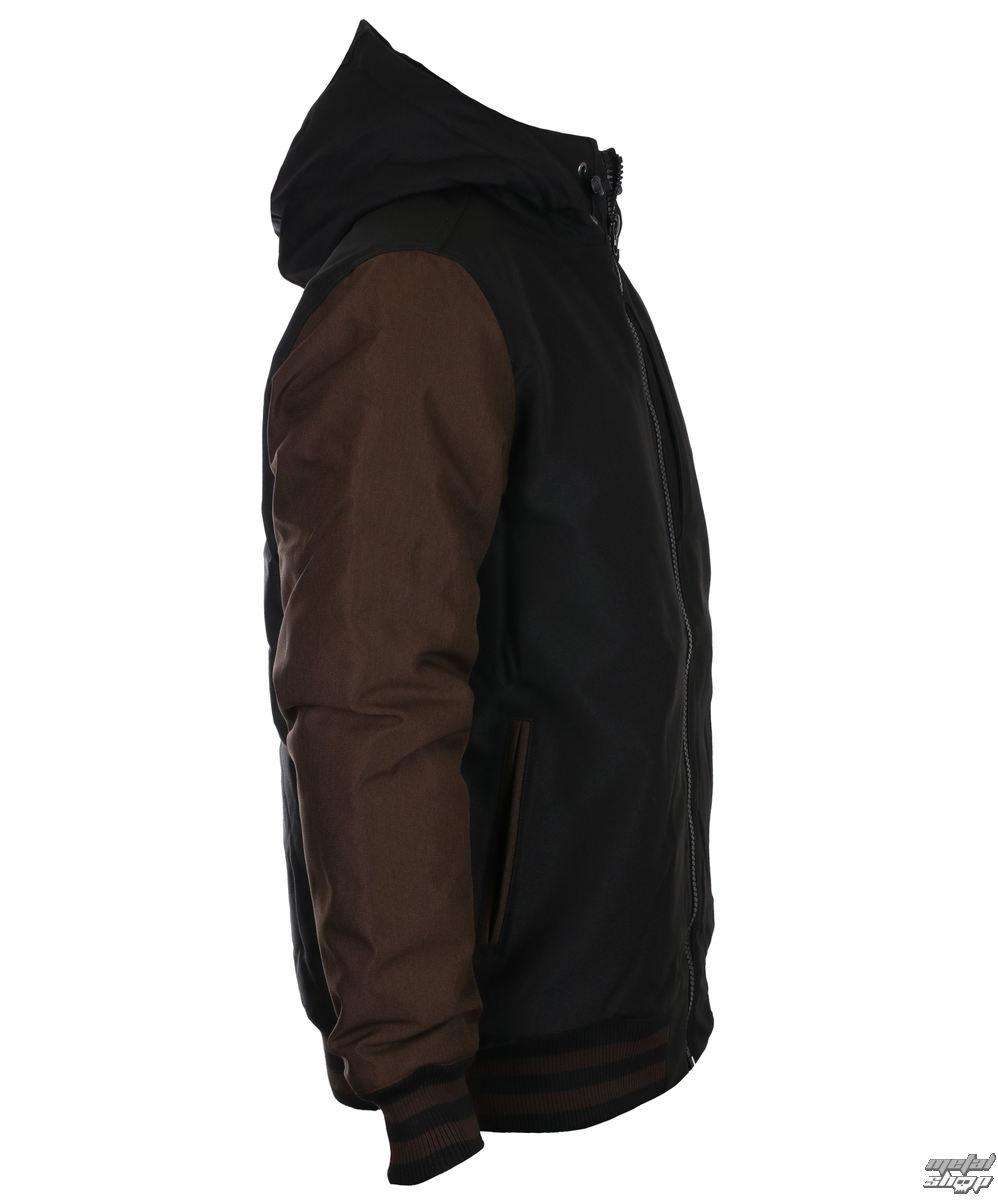 752cbf2f41 bunda pánská zimní VANS - RUTHERFORD - MTE BLACK DEMITA - VA36JYO5X ...