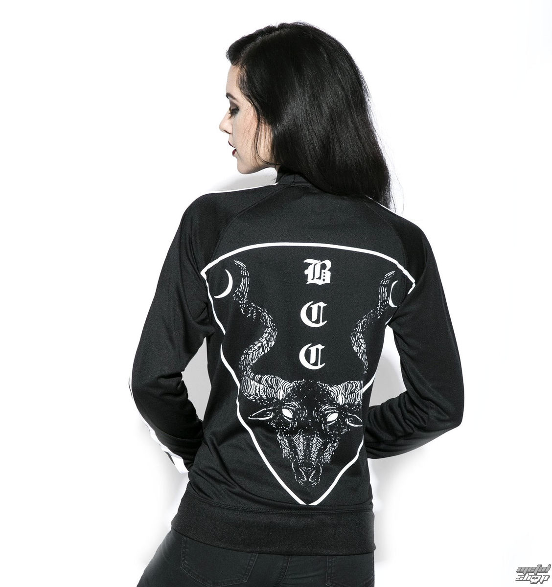 1114f773 spring/fall jacket - Sheild Of The Goat - BLACK CRAFT - TJ001SG ...
