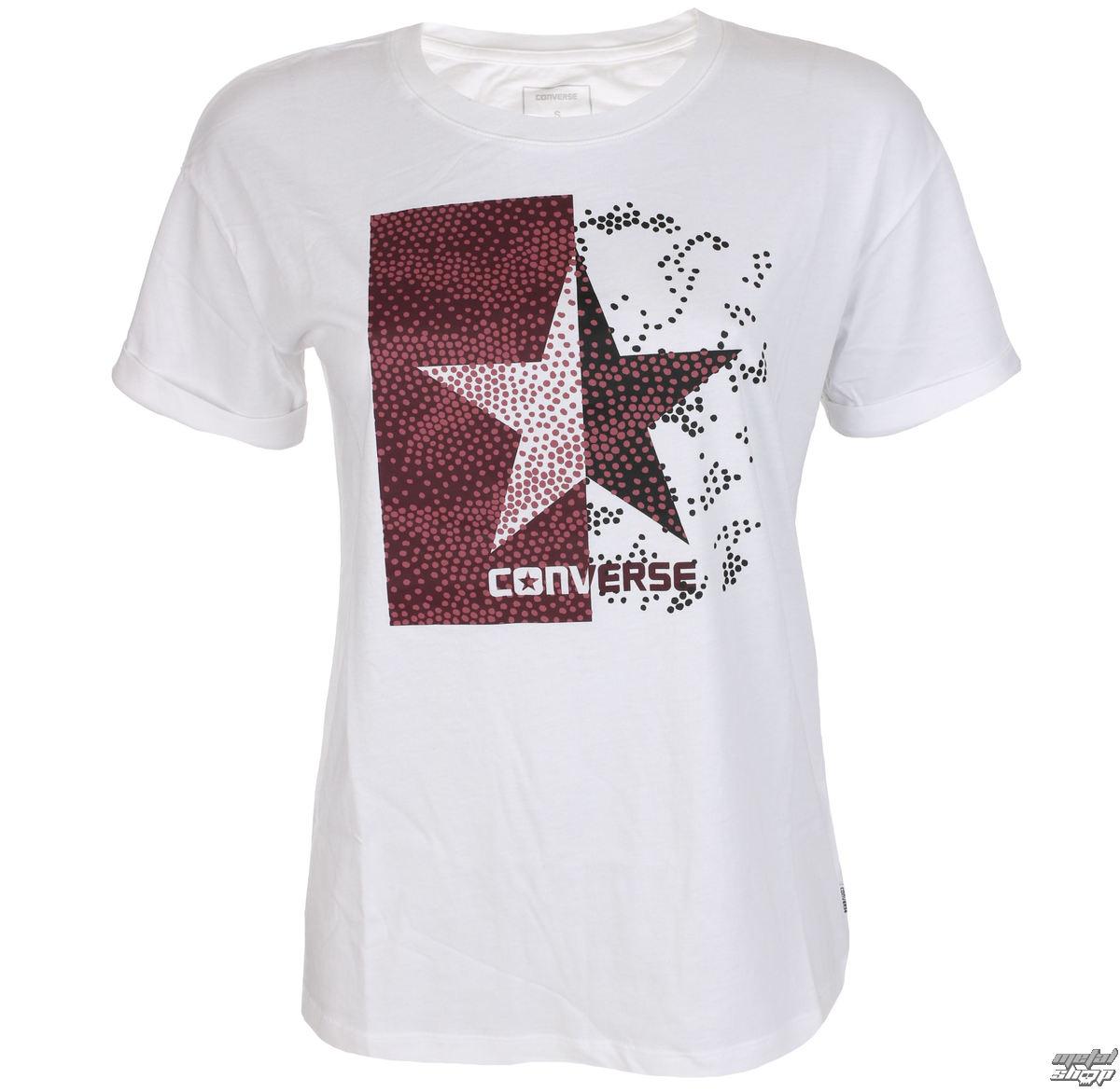 9f621ee46274 t-shirt street women s - Dot Camo Star Feasy - CONVERSE - 10005389-A01 -  metal-shop.eu